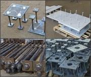 Токарные работы,  изготовление Анкерных блоков в Алматы